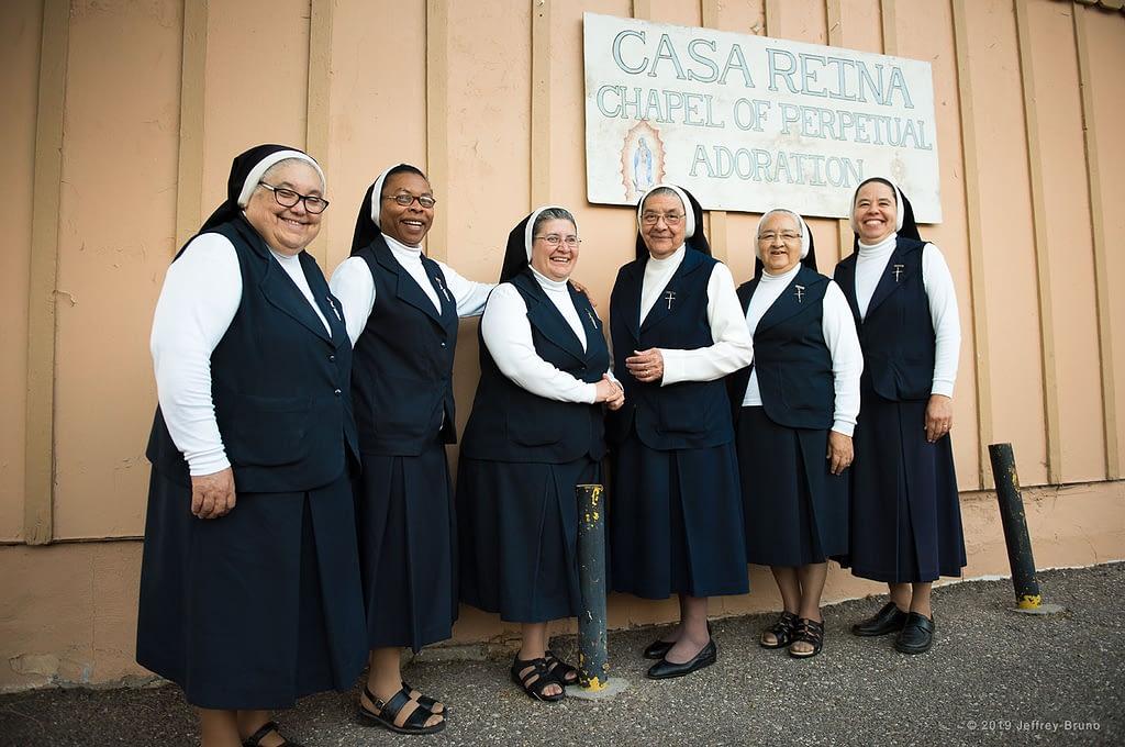 Casa Reina, Adoration Chapel, New Mexico