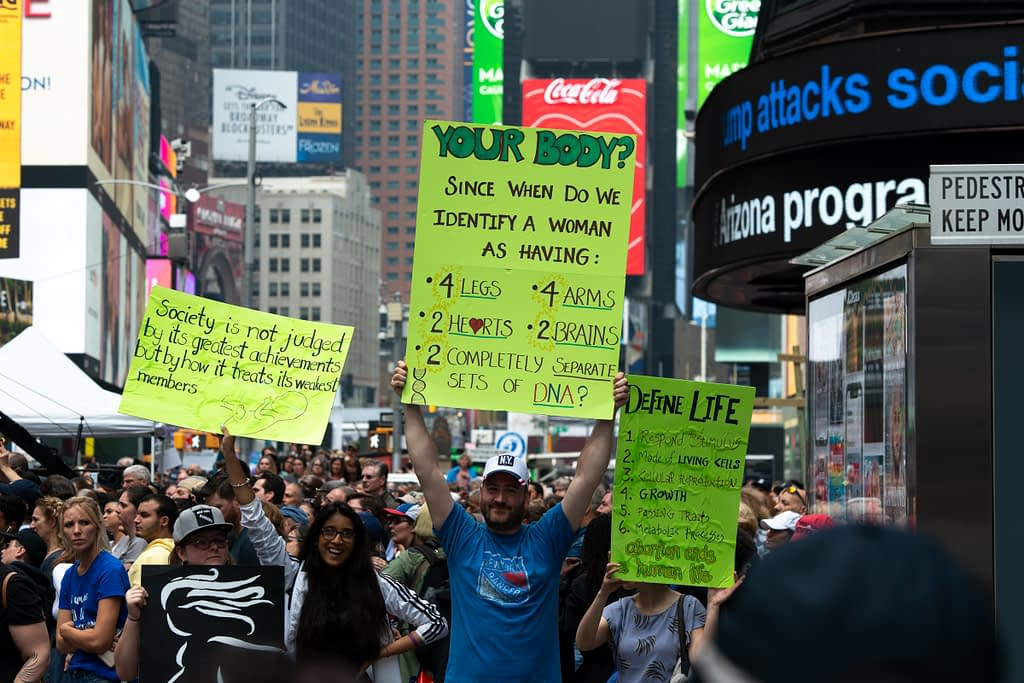 ALIVE FROM NEW YORK,FOCUS,PRO LIFE,ABORTION,NEW YORK CITY
