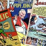 CATHOLIC COMIC BOOKS