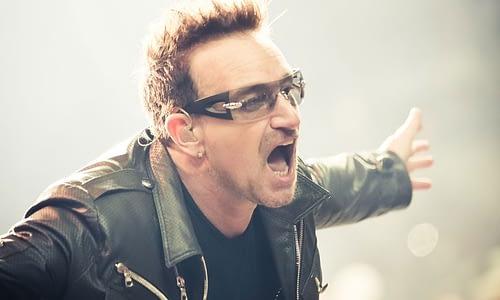 PETER NEILL,BONO,U2